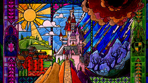 Stained Glass Обои