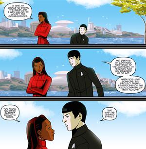 ster Trek IDW Starfleet Academy 4 3