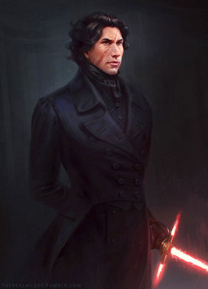 ngôi sao Wars: The Force Awakens Characters in Regency Era