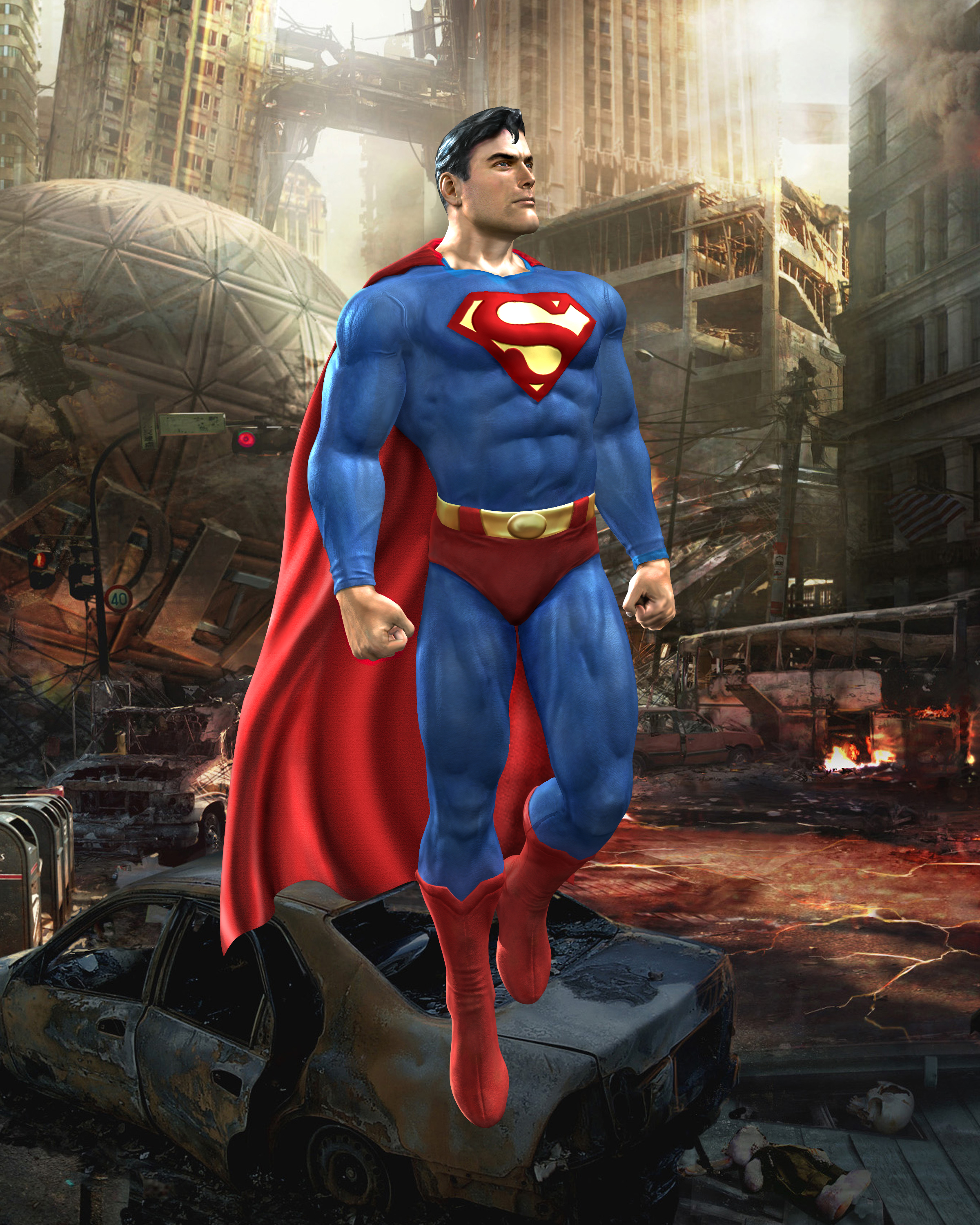 Random Heros Images Superman HD Wallpaper And Background Photos