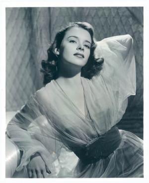 Susan Peters (July 3, 1921 – October 23, 1952)
