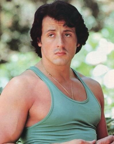 Sylvester Stallone Hintergrund entitled Sylvester Stallone
