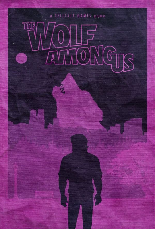 The Wolf Among Us Images TWAU Poster HD Wallpaper And Background Photos