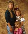 Tanner girls - full-house photo