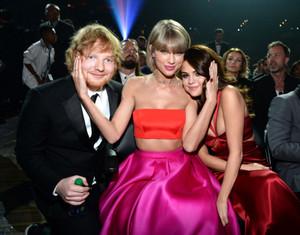Taylor, Ed and Selena