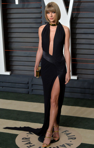 Taylor snel, swift at Vanity Fair Oscars Party 2016