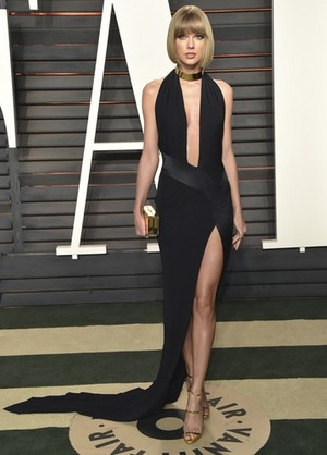 Taylor snel, swift at the Oscars 2016 'Vanity Fair' party