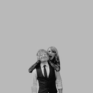 Taylor and Ed Sheeran