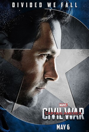 Team Captain America Poster - Ant-Man