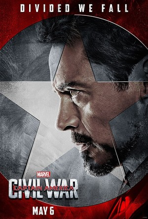 Team Iron Man Poster - Iron Man