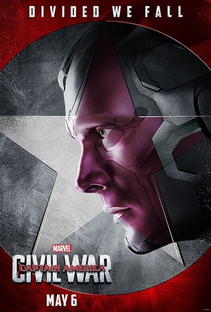 Team Iron Man Poster - Vision