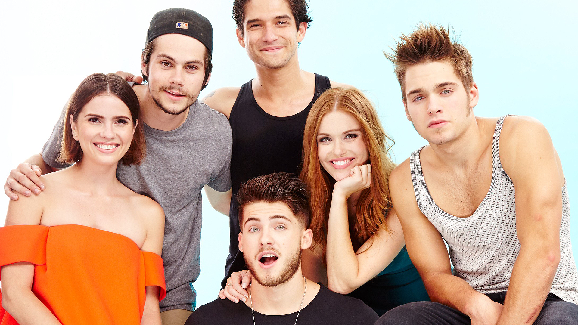 Teen волк Cast