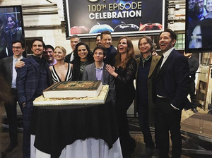 The 100th Episode Party