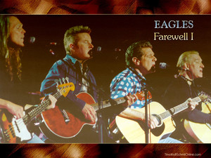 The Eagles show, concerto