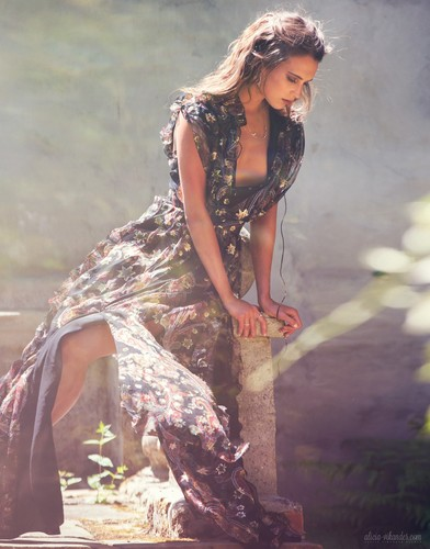Alicia Vikander wallpaper called The modifica 2015 photoshoot