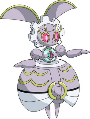 The English name for the new Pokémon has been revealed: MAGEARNA