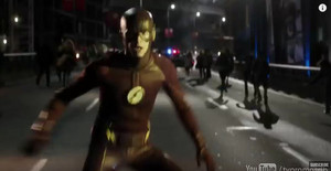 "The Flash Returns March 22 With ""Trajectory"""