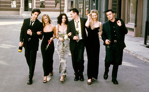 The Most '90s 사진 of the 'Friends' Cast