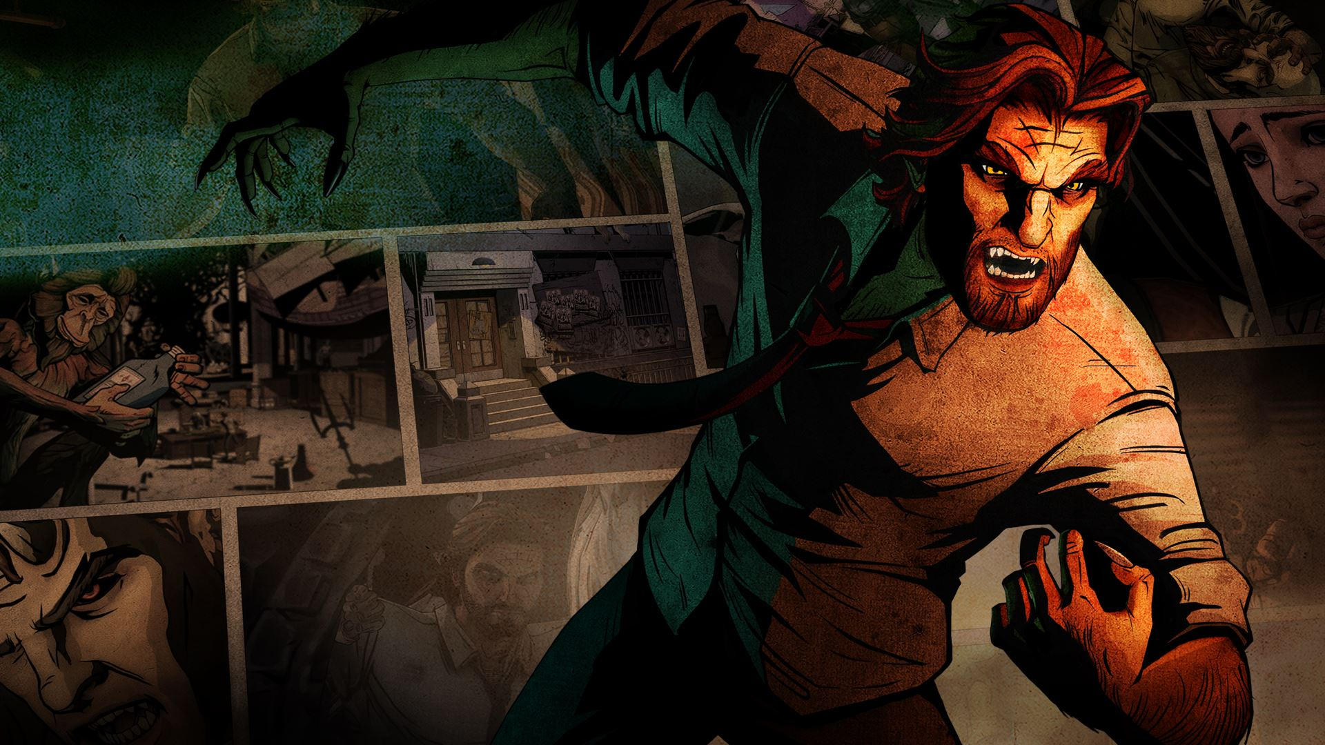 The Wolf Among Us Images Wallpaper HD And Background Photos