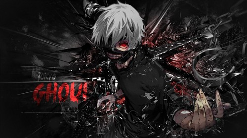 Tokyo Ghoul kertas dinding probably with a rifleman and a navy meterai titled Tokyo ghoul