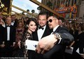 Tom & Charlotte at the Oscars - tom-hardy photo