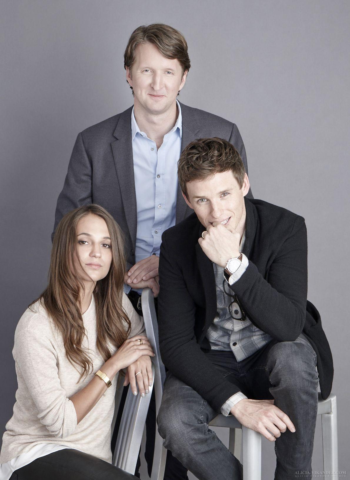 Toronto International Film Festival - 'The Danish Girl' Portraits 2