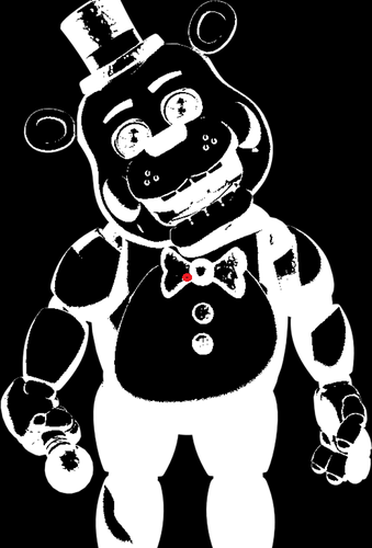 Five Nights at Freddy's wallpaper called Toy Freddy pr30
