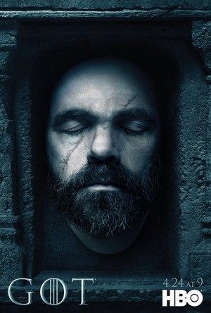 Tyrion Lannister - Season 6- Hall of Faces Poster