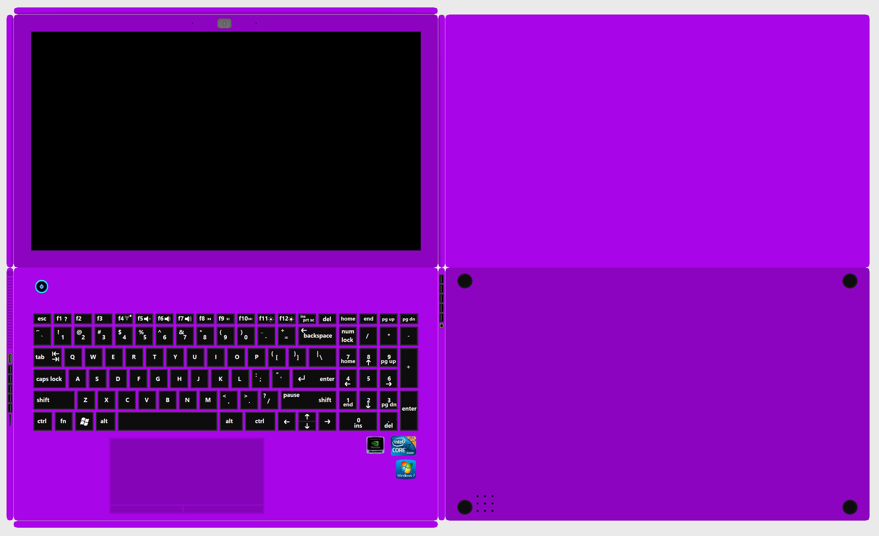 US Laptop 7