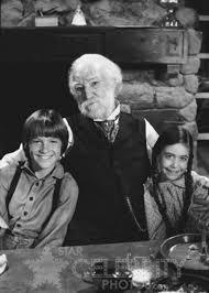Uncle Jed, James & Cassandra