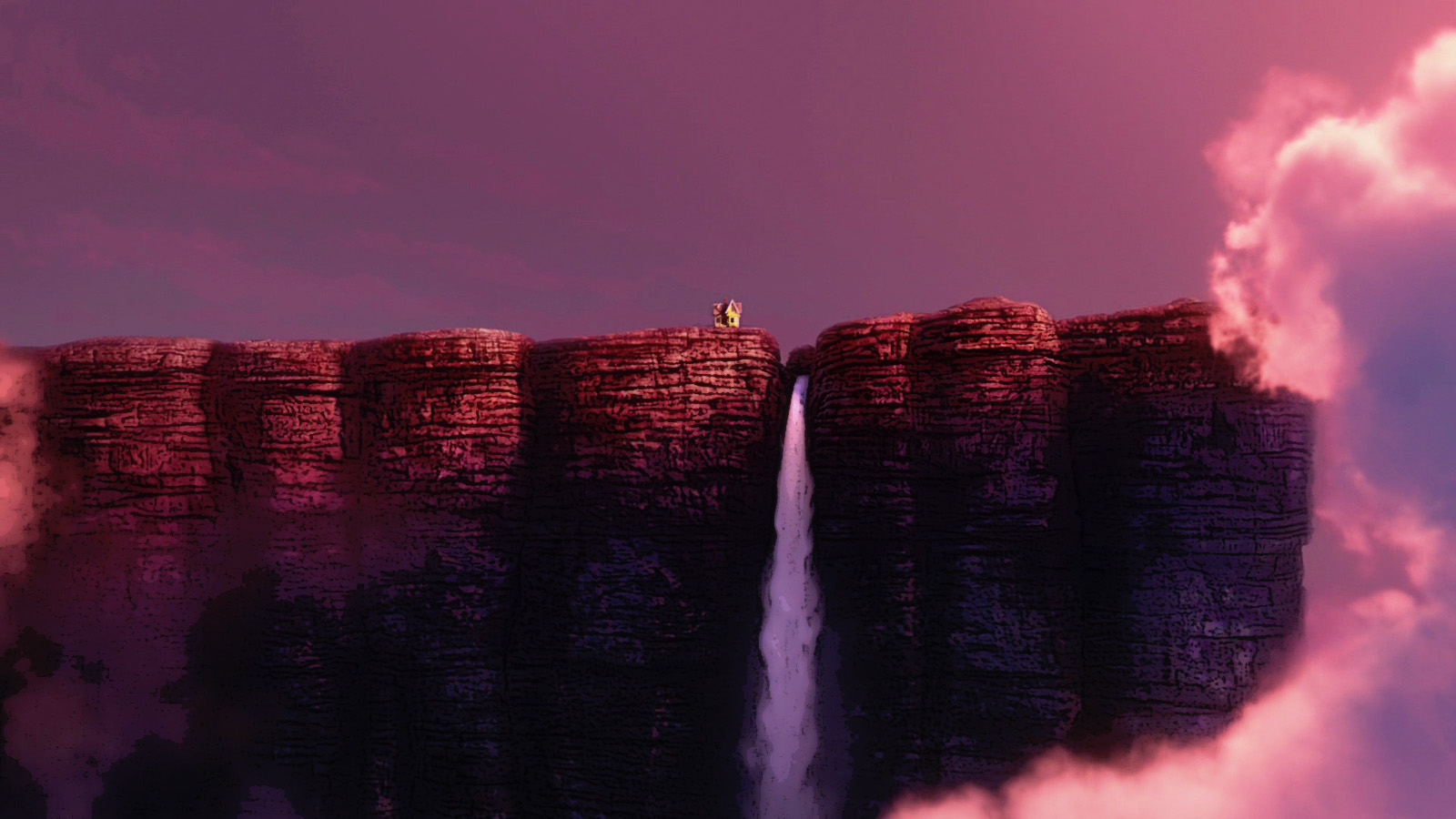 Up: Paradise Falls