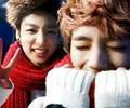 "V/ Kookie *-**""˜˜""*°•.ƸӜƷ - vkook-bts photo"