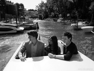 Venice Film Festival portraits