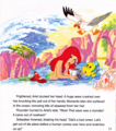 Walt Disney Book images - The Little Mermaid: Ariel and the Mysterious World Above