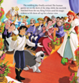 Walt Disney Book Images - The Little Mermaid: Ariel's Royal Wedding