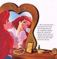 Walt 디즈니 Book Scans - The Little Mermaid: Ariel's Royal Wedding (English Version)