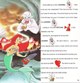 Walt disney Book imagens - The Little Mermaid: Golden Sound Story
