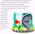 Walt ডিজনি Book Scans - The Little Mermaid: হাঙ্গর Surprise (English Version)