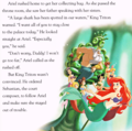 Walt Disney Book Scans - The Little Mermaid: haai Surprise (English Version)