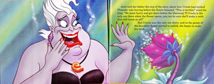Walt Disney Book hình ảnh - The Little Mermaid's Treasure Chest: An Undersea Wish