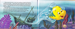 Walt Disney Book immagini - The Little Mermaid's Treasure Chest: An Undersea Wish
