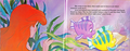 Walt Disney Book Images - The Little Mermaid's Treasure Chest: Dear Diary - walt-disney-characters photo