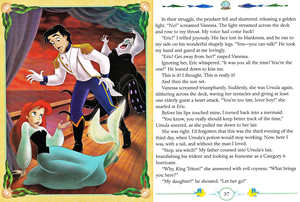 Walt 디즈니 Book Scans - The Little Mermaid: My Side of the Story (Princess Ariel)