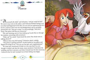 Walt disney libros - The Little Mermaid: My Side of the Story (Princess Ariel)