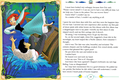 Walt Disney کتابیں - The Little Mermaid: My Side of the Story (Princess Ariel)