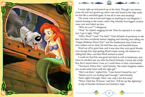 Walt Disney vitabu - The Little Mermaid: My Side of the Story (Princess Ariel)