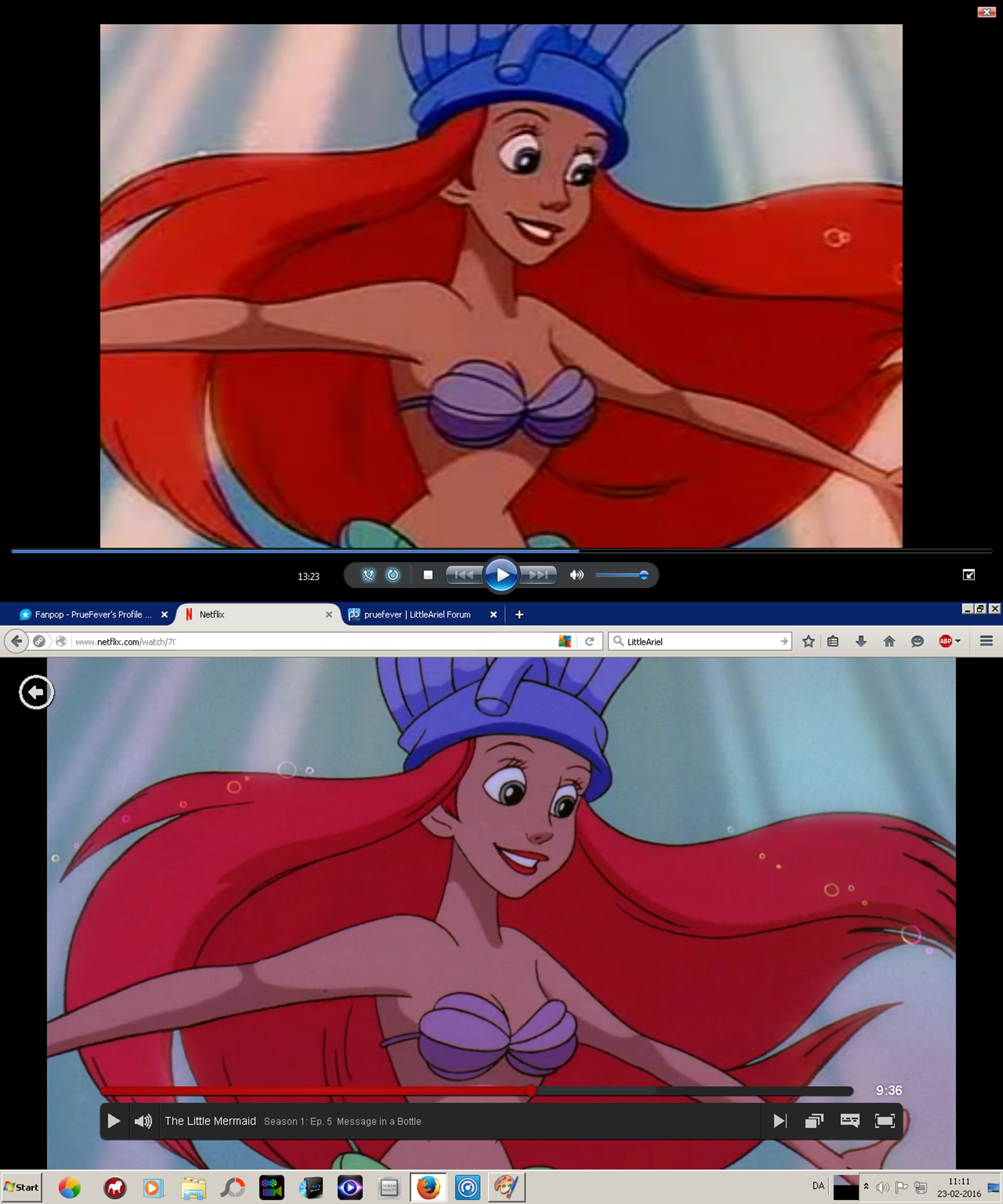 [Toon Disney] La Petite Sirène (1992-1994) Walt-Disney-Images-The-Little-Mermaid-Tv-series-Tv-rip-vs-Netflix-HD-walt-disney-characters-39329671-1498-1798