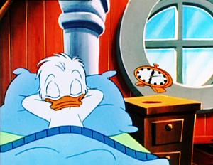 Walt Disney Screencaps - Huey itik