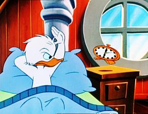 Walt 迪士尼 Screencaps - Huey 鸭
