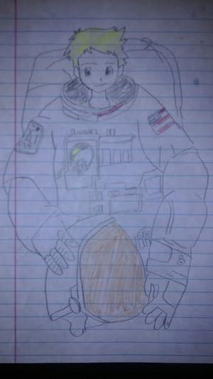 Willis the astronaut
